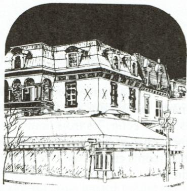 Rue Saint-Denis 3 (lucarnes)