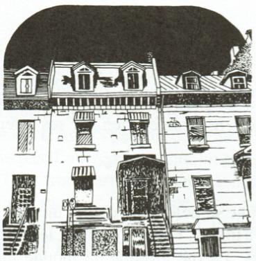 Rue Saint-Denis 4 (façade)