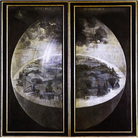 Bosch - La création du monde